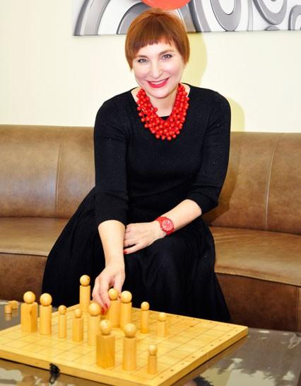 Наталія Наливайко, Засновниця та Директорка IN-Person Corporate